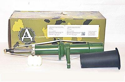 Амортизатор передний правый на ЗАЗ 1102 газ-масло (стойка в сборе)