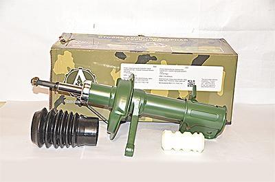 Амортизатор передний левый на ВАЗ 1118 газо-масляный со стойкой в сборе