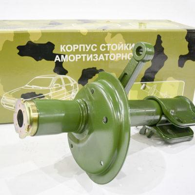 Амортизатор передний левый, стакан на ВАЗ 1118
