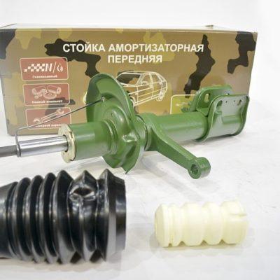 Амортизатор на ВАЗ 1119 /стойка в сборе/ разборной /передний правый (газо-масло) .