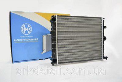 Радиатор охлаждения на ЗАЗ 1102 (алюминиевый)
