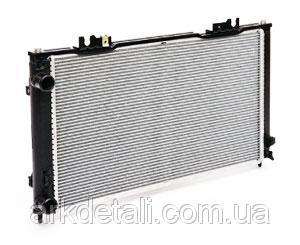 Радиатор охлаждения на ВАЗ 2170 с кондиционером HALLA