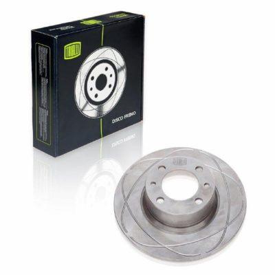 Тормозной диск на ВАЗ 2101 с выточкой