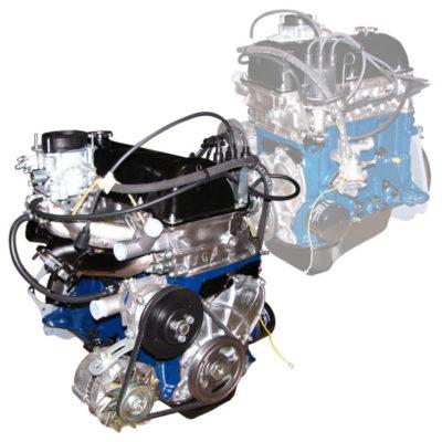 Двигатель и комплектующие ВАЗ 2101