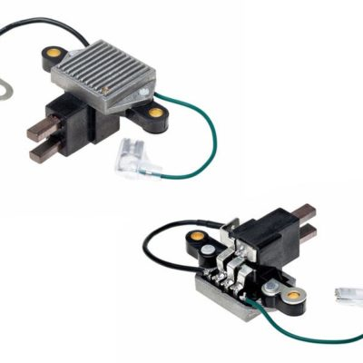 Реле-регулятор напряжения на ВАЗ 1118 (цифровой) .