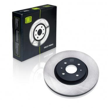 Тормозной диск на ВАЗ 1118 Sport R-15 вентилируемый